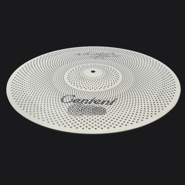 Silver Whisper Cymbals